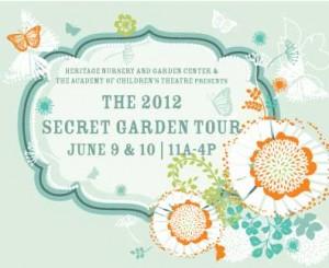 14th Annual Secret Garden Tour