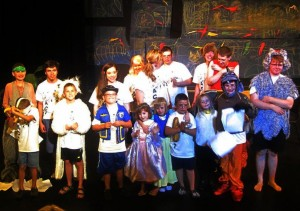 ACT's two week acting workshop for students on the autism spectrum was a big hit!