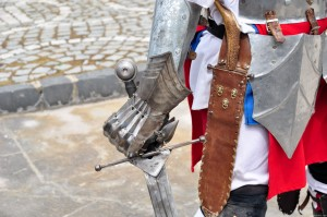 Working with weaponry is just one part of the the actor's stage combat toolkit.