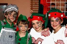 christmas acting