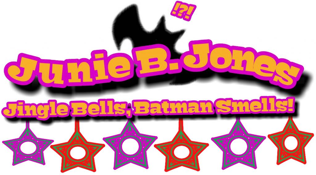 Junie Batman Title Treatment