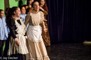 SummerStage 2018 presented an outstanding production of Mary Poppins Jr.