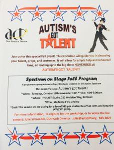 autism talent