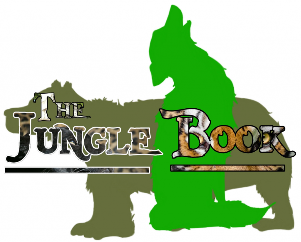 Jungle Book Title Treatment
