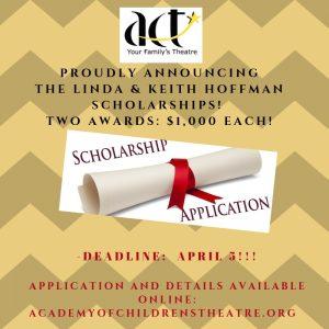 hoffman scholarship